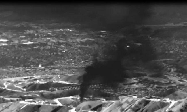 Százezer tonna metán került a levegőbe az óriási gázszivárgás miatt