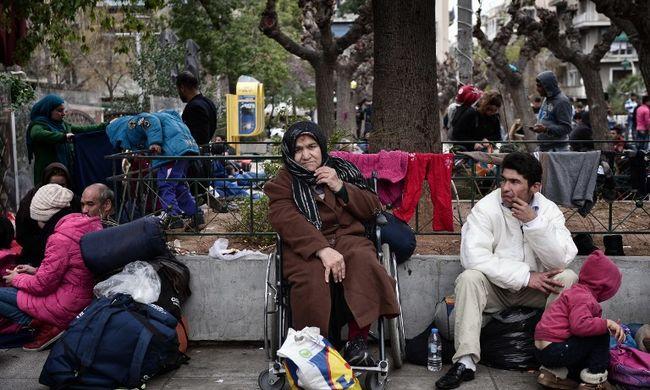 Görögországnak két hete van, hogy helyrehozza a határőrizetet
