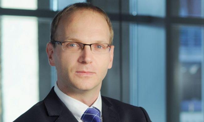 Szarka Zsolt vezérigazgató a Magyar Posta új elnöke