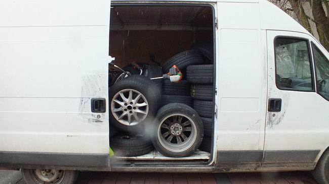 Kisbusszal járt betörni Ausztriába