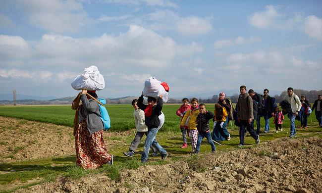 20 fogadóközpontot építene a migránsoknak az ENSZ a Balkánon