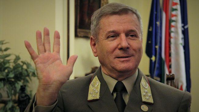 Benkő Tibor vezérezredes: bevethető kell legyen a hadsereg, ha a migránshelyzet indokolja