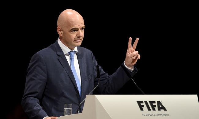 Gyorshír: Gianni Infantino lett a FIFA új elnöke!