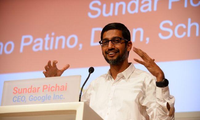 500 milliárd forintnyi adót követelnek a franciák a Google-től