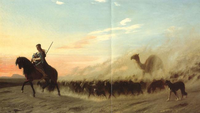 70 év után találták meg az ellopott, milliókat érő festményt