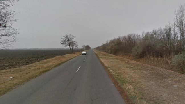 Baleset miatt zárták le az utat Békés megyében