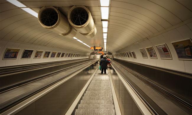 Nem jár a metró, sehol ne várja
