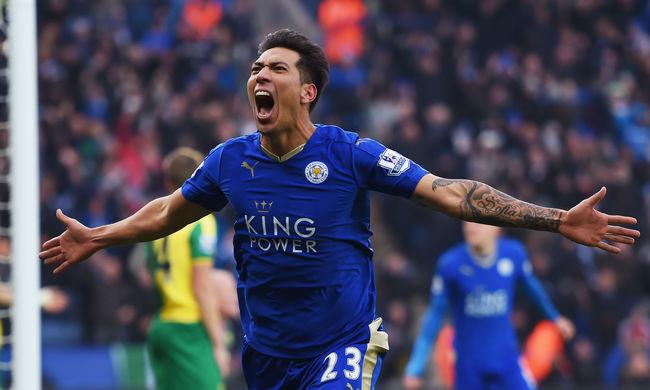 Továbbra is vezeti az angol bajnokságot a Leicester City - videó