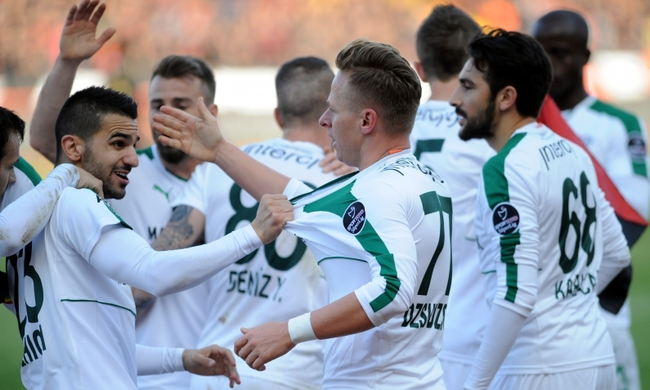 Dzsudzsák gólpassza kellett a Bursaspor győzelméhez - videó