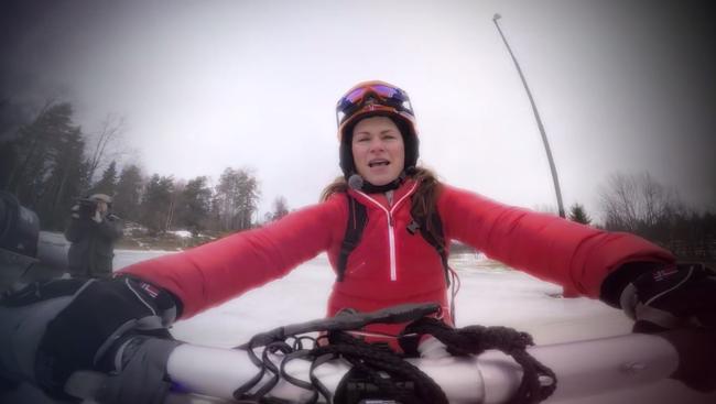 Ez a találmány a legegyszerűbb sportot is extrémmé teszi - videó