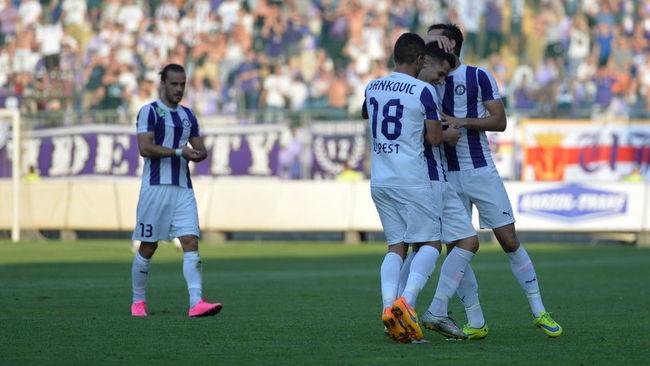 Döntetlent játszott az Újpest és a Debrecen
