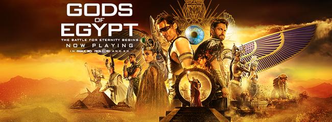 Nagyot bukott az Egyiptom istenei, valószínűleg nem lesz folytatás