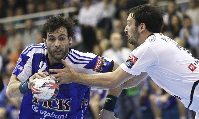 Kikapott a Szeged a Bajnokok Ligájában