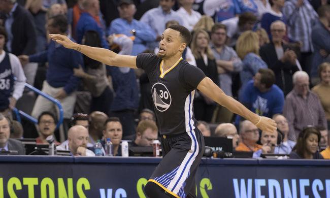 Elképesztő, utolsó másodperces dobással sokkolta az internetet az NBA-sztár - videó