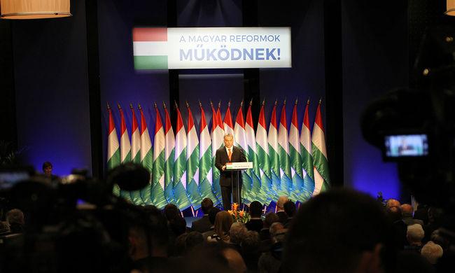 Orbán Viktor: a népvándorlást meg lehet állítani