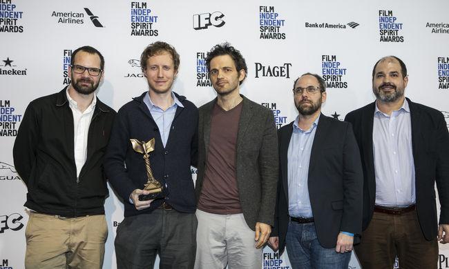 Megnyerte a Saul fia a független filmek Oscarját