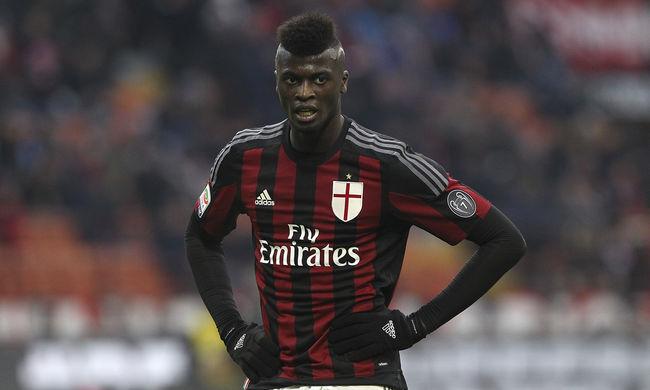 Karambolozott a Milan sztárja, akár két hónapig nem játszhat