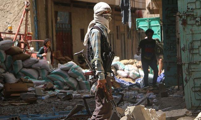 Fogolycsere Szaúd-Arábia és a jemeni felkelők között