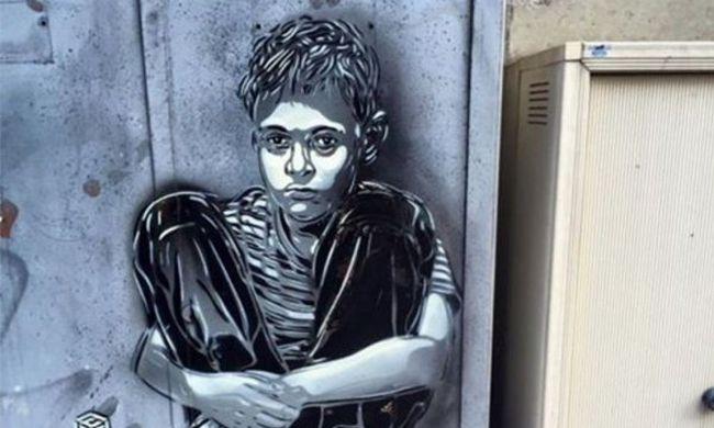 Tévedésből mosatták le a graffitiművész alkotását