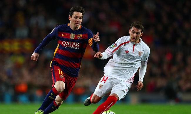Messi zseniális gólja is kellett a Barcelona rekordjához - videó