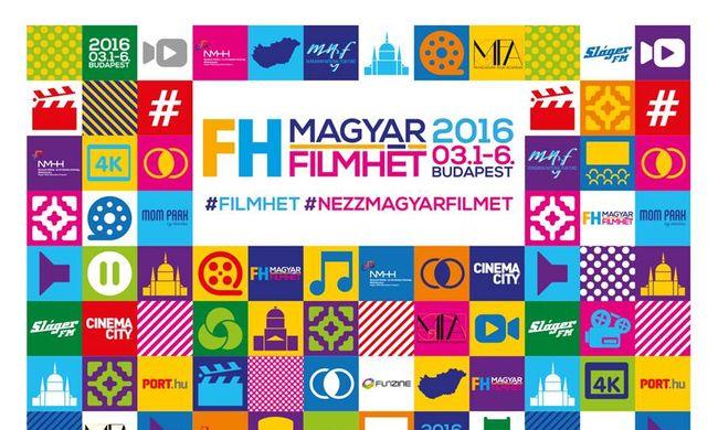 Holnap kezdődik a 2. Magyar Filmhét