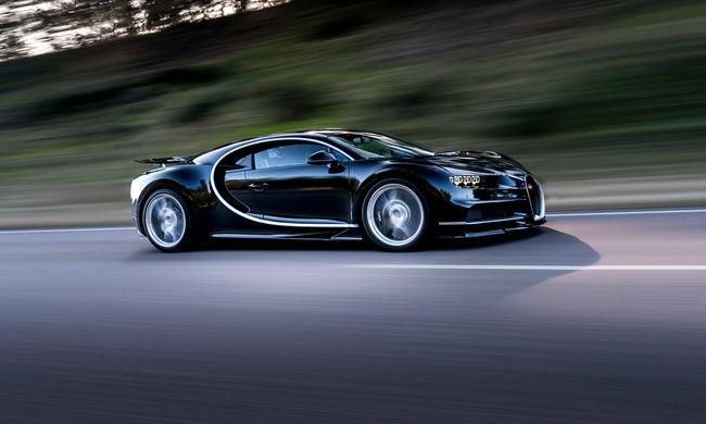 Bemutatták a világ leggyorsabb autóját, csak 500 készül belőle