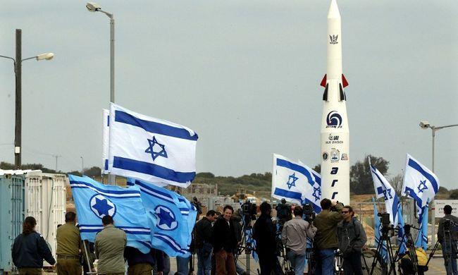 Dávid Parittyája védi a rakétáktól Izraelt