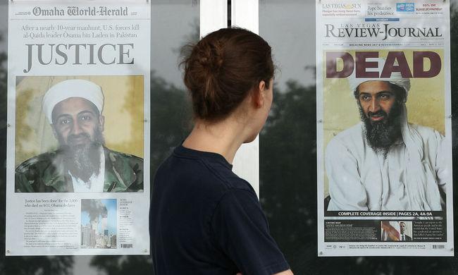 Bin Laden attól tartott, hogy a felesége fogsorába lehallgatórendszert építettek
