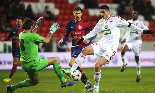 A Debrecen bejutott a Magyar Kupa elődöntőjébe