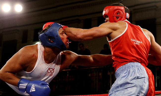 Nem viselnek fejvédőt az olimpián a férfi bokszolók