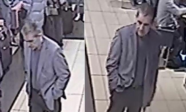 Szállodából lopott, keresik a rendőrök