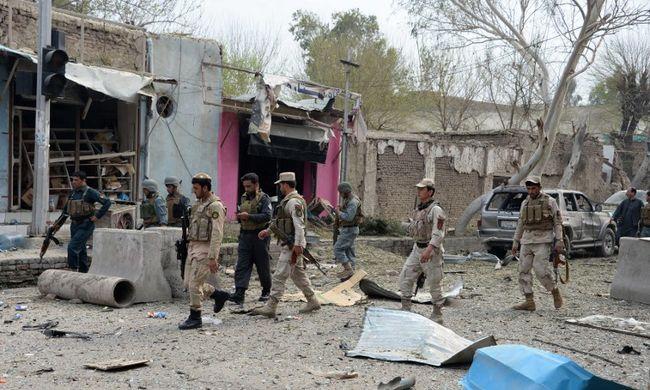 Öngyilkos merényletet követtek el az indiai konzulátusnál