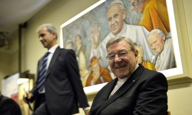 A bíboros tudott a pedofil zaklatásokról, ma ő a Vatikán harmadik embere
