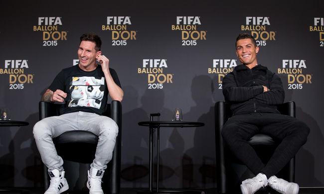 Messi beszélt Ronaldóról, a visszavonulásáról és a Neymar-Suárez rivalizálásról