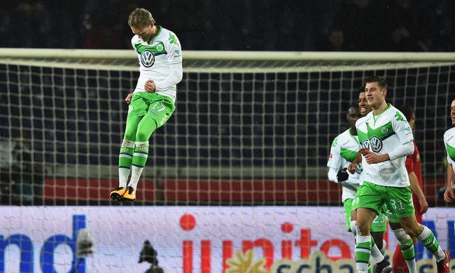 Nagyon elverték Szalai csapatát a Bundesligában