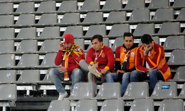 Kizárták a Galatasarayt a európai kupákból