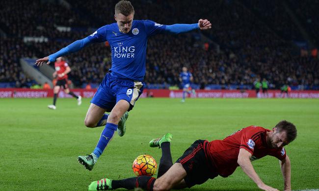 Nem tudott nyerni a Leicester, bukhatja az első helyet