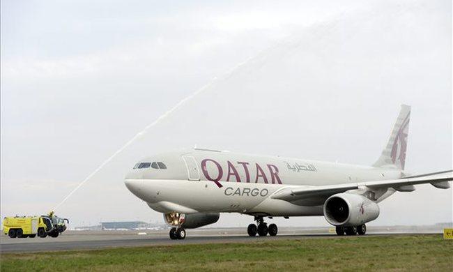 Elindult a rendszeres Doha-Budapest repülőjárat