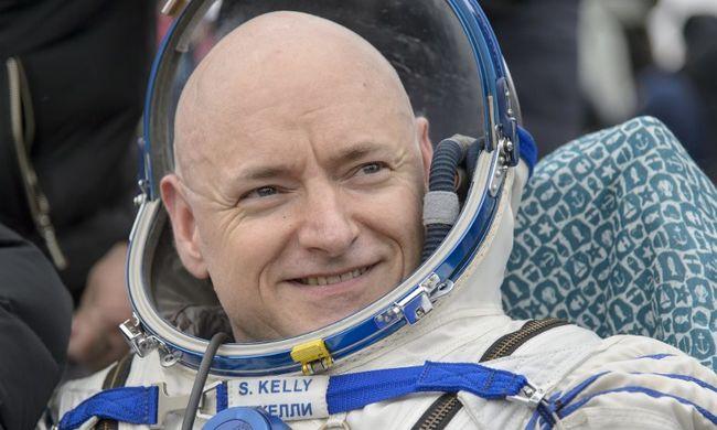 Elképesztő dolog történt az űrben az ikerpár egyik tagjával, míg testvére a Földön volt