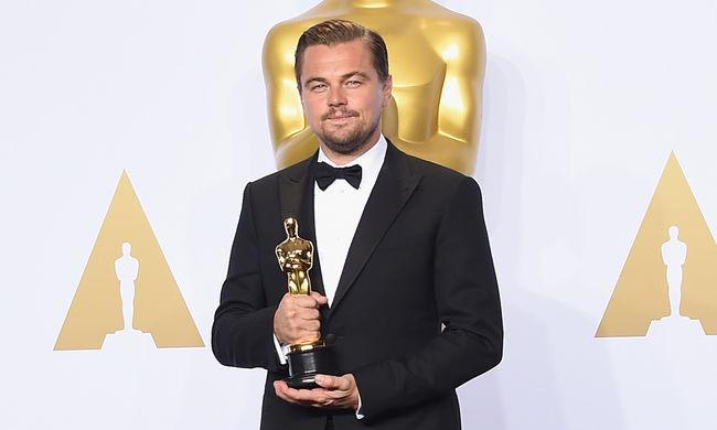 DiCaprio beszéde: ez van a hátterében