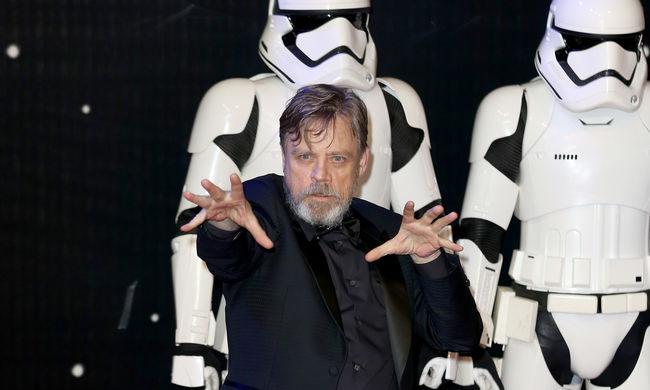 Mark Hamill: lehet, hogy Luke Skywalker meleg