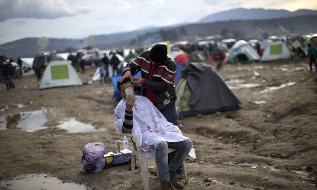 Amerika támogatná a görögöket, ha többet tennének a migránsokért
