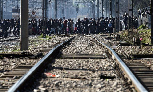 Több mint 1,25 millió migráns érkezett Európába