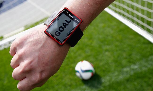 Már idén bevezetik a BL-döntőben a gólvonal-technológiát