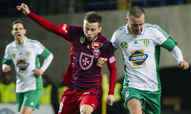 A Ferencváros döntetlent játszott a Diósgyőrrel
