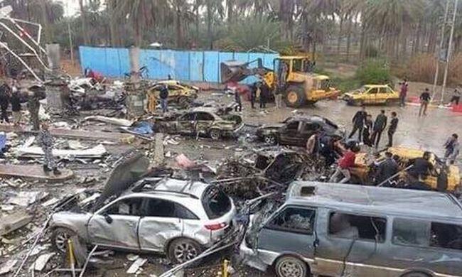 Már 47 halottja van az iraki merényletnek, az Iszlám Állam vállalta a robbantást
