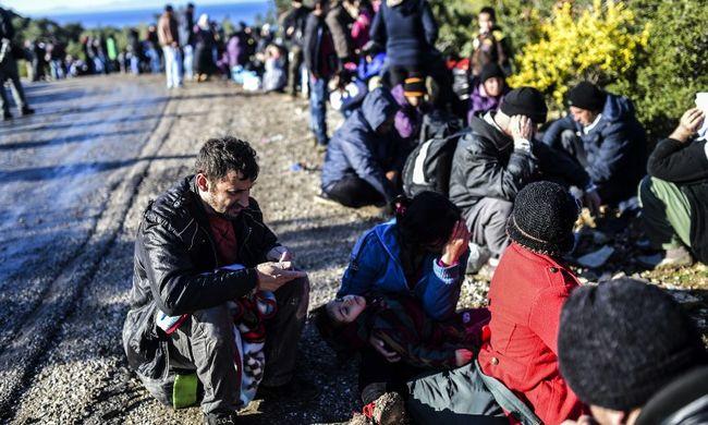Az EU-török megállapodás nem ad választ a problémára egy politológus szerint