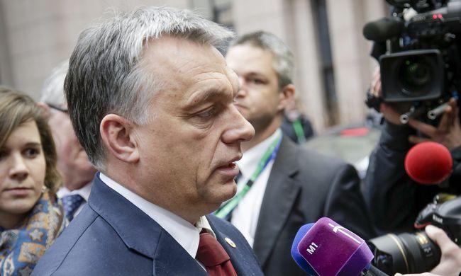 Orbán Viktor vétója után félbeszakadt az EU-csúcs