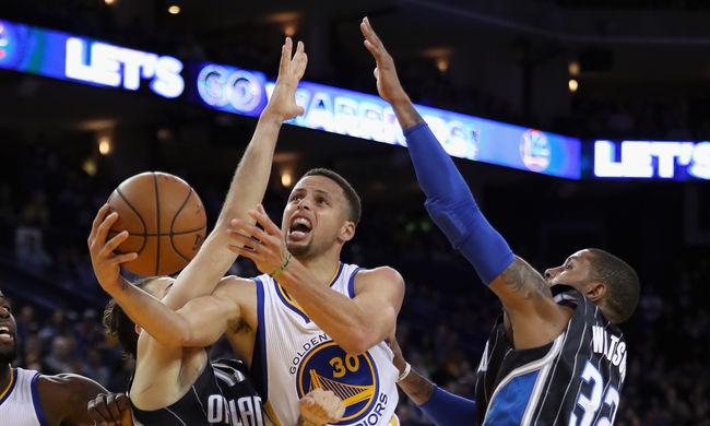 Egy mérkőzés alatt három rekordot döntött meg az NBA-csapat
