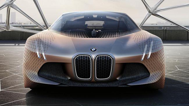 Bemutatjuk a BMW jövőautóját - videók